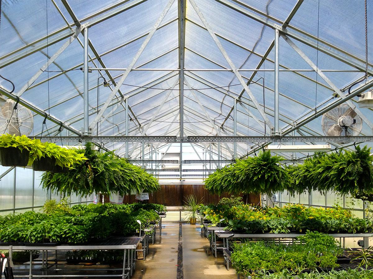 University Of Kentucky Medical Center >> Boyle County High School Greenhouse – Marrillia Design & Construction