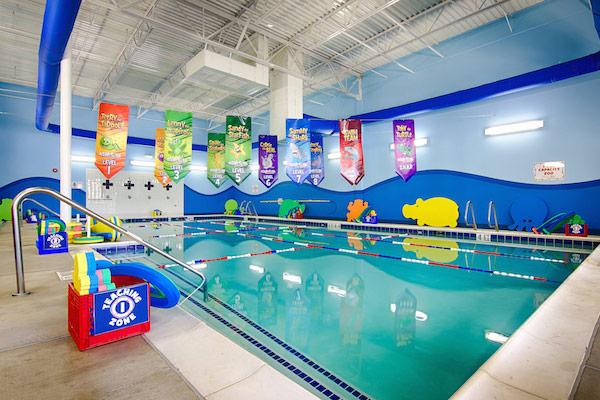 Indianapolis Aqua Tots Swim School Marrillia Design Construction