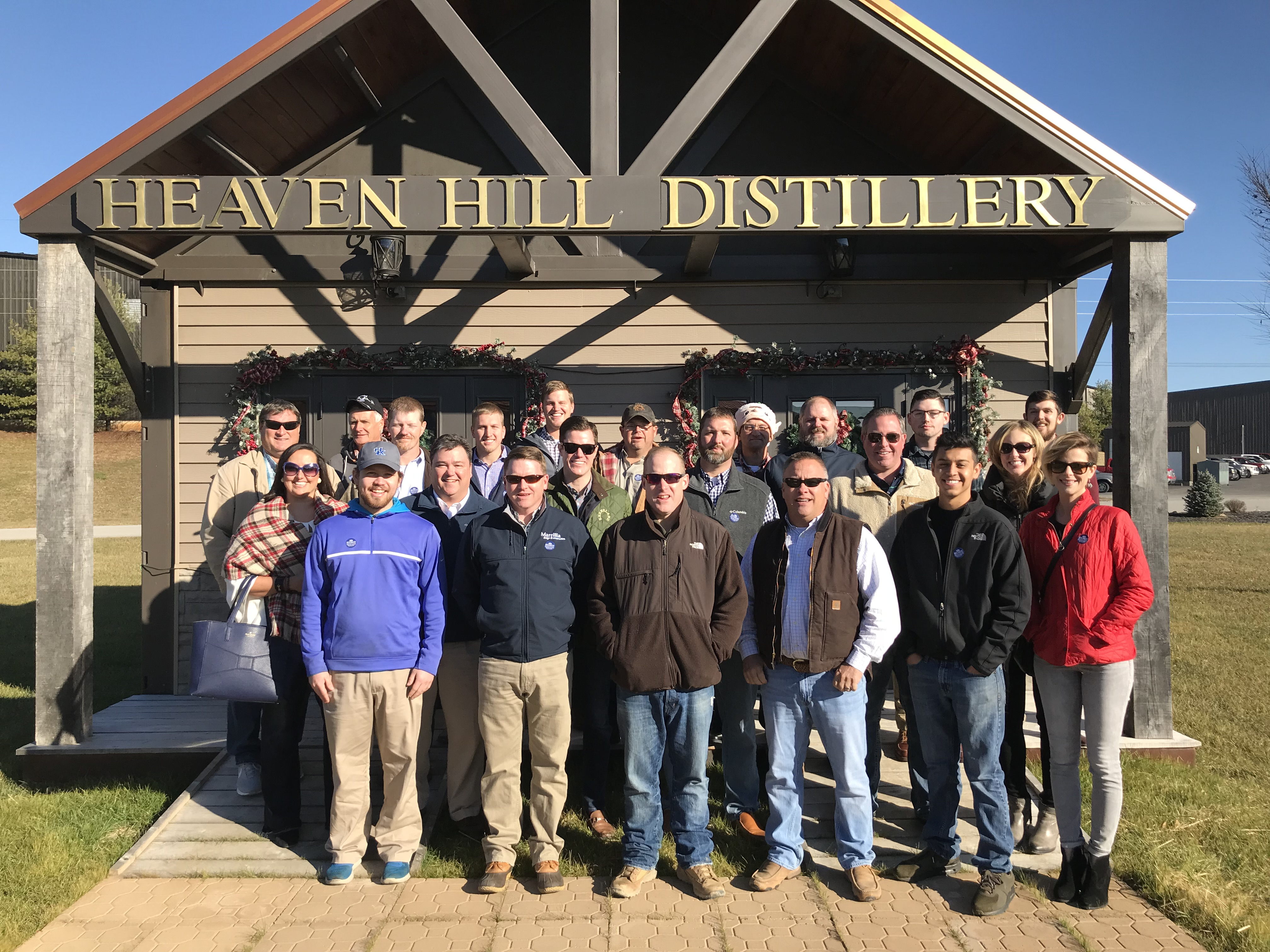 Heaven Hill Distillery
